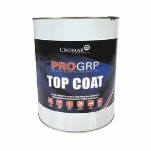 GRP Roofing 25 Topcoat 10Kg (Avg 17M2 Coverage)