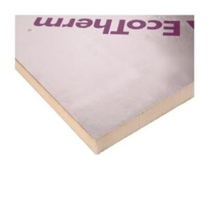 Ecotherm 50mm 1200 x 2400 PIR Insulation