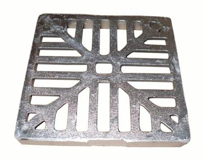 Square Alloy Grid 160mm x 160mm