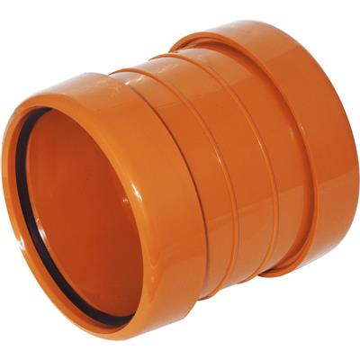 110mm Double Socket Coupling