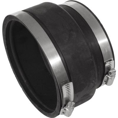 Flexible Adaptor Clay to PVC 110-125mm to 170-192mm