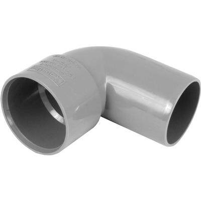 Solvent Weld 90° Conversion 32mm Grey