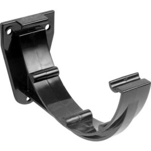112mm Fascia Bracket Black
