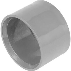Solvent Weld Reducer 50 x 40mm Grey