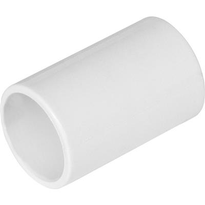 Overflor Straight Connector 21.5mm White