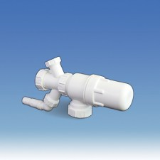 Bottle Trap with Single Adaptor 40mm