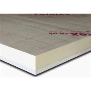 Insulated Plasterboard 2400mm x 1200 x 25mm + 12,5mm
