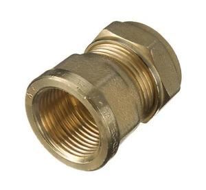 Straight Adaptor 54mm x 2""