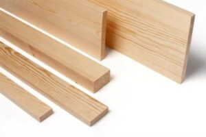 16mm x 50mm x 2.4M PAR Premium Whitewood Softwood Timber