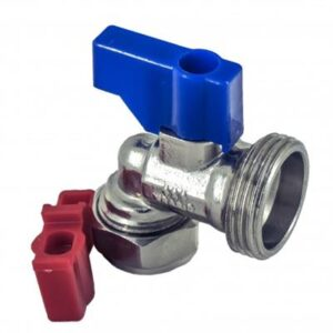"15mm x 3/4"" Tee Washing Machine Tap"