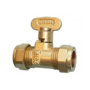Gas Approved Isolating Valves C x C 10mm