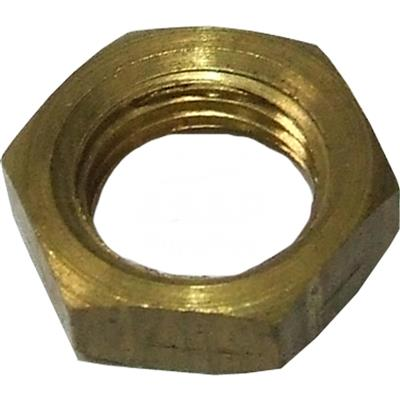 1'' Brass Locking Nut