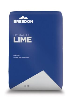 Breedon Hydrated Lime 25kg