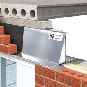 IG L5/110 EXTRA HEAVY DUTY CAVITY WALL LINTEL
