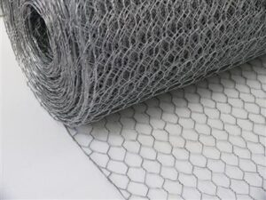 900mm x 25m Wire Netting Galvanised (19 Gauge) 50mm
