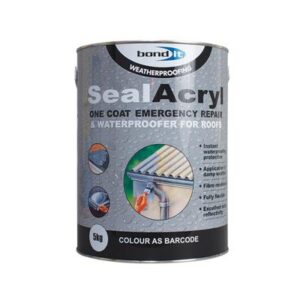 SealAcryl Black 5L