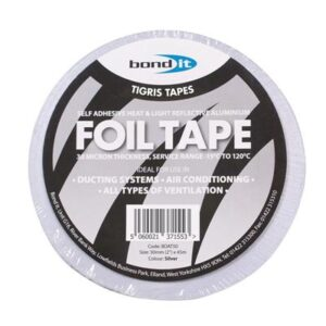 Tigris Foil Tape 50mm x 45M