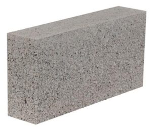 100mm Solid Dense Concrete Block 7N 215mm x 440mm