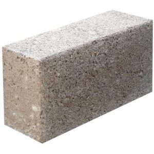 140mm Solid Dense Concrete Block 7N 215mm x 440mm