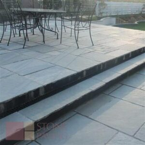 Aqua Weathered Patio Pack 22mm 60pk