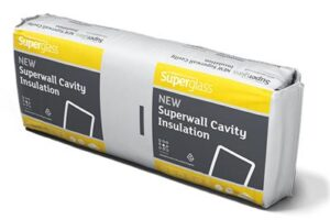 Superwall 34 Cavity Wall Batt (3.28Sq/M) 100mm