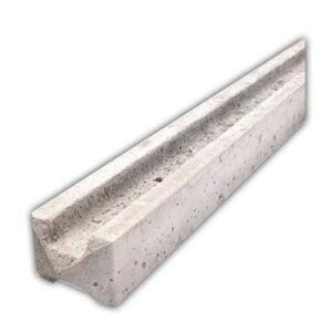 2745mm Slotted Concrete Post 9ft